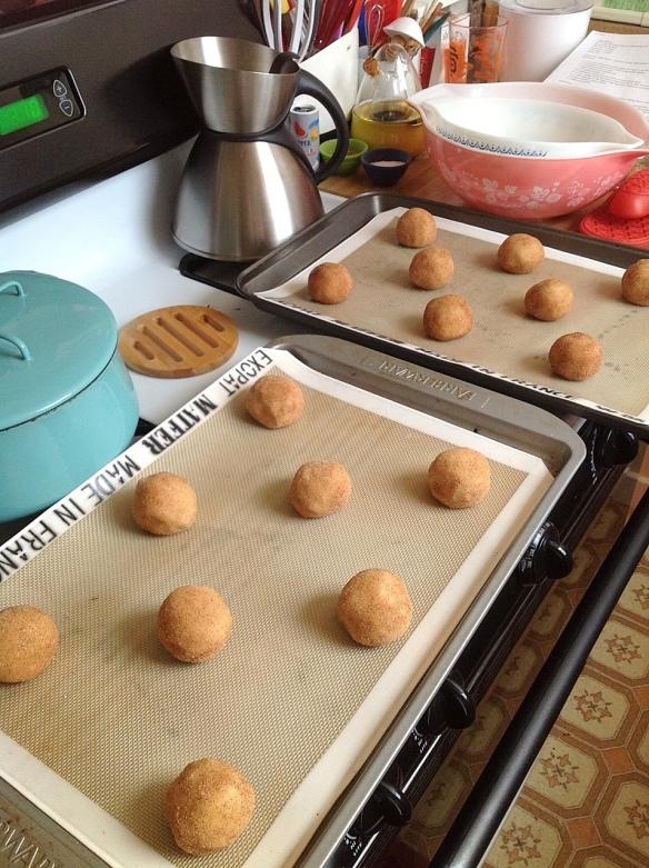 Cookies Before